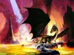 драконы, дракон, драконы