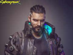 cyberpunk, лица, героя