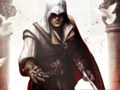 creed, assassin, эцио