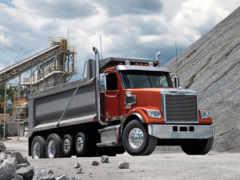 freightliner, coronado, trucks