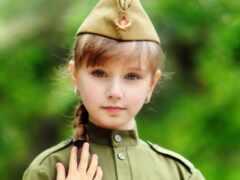 военный, идея, ребенок