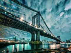 мост, Манхэттен