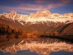 landscape, природа, озеро