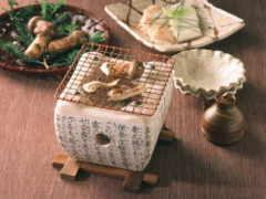 столик, japanese, mushroom