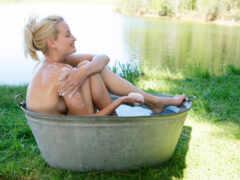 моется, голые, porn