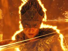 senua, hellblade, sacrifice