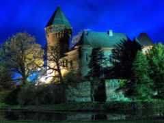 german, castle, замки