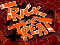 хеллоуин, halloween, trick