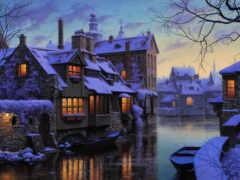 winter, январь, картинка