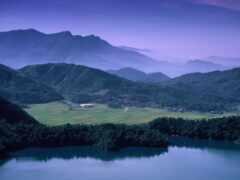 taiwan, природа