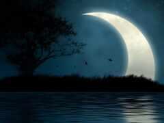 анна, луна