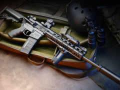 m4 carbine, m16a4 , оружие, пушка
