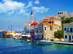 greek, города, крит