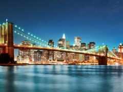 мост, бруклин, фотообои