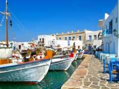 paros, greece, остров