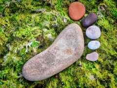 камень, mocah, каблук