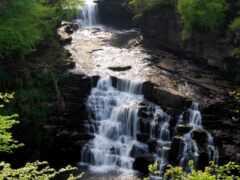 clyde, природа, водопады