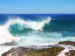 море, волна, waves