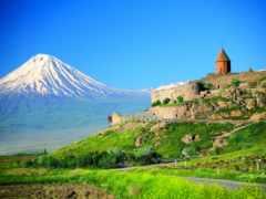 арарат, вирап, армении