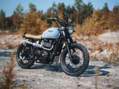 triumph, мотоцикл, bonneville