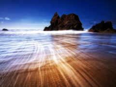 бпан, природа, waves
