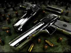 два, ствола, оружие