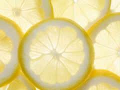 коньяк, lemon, snack