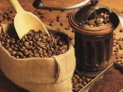 coffee, зерна, lavazza