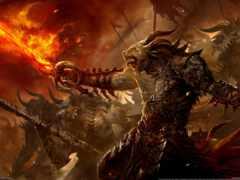 demons, fantasy, creatures