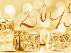 navidad, regalos, pequeños