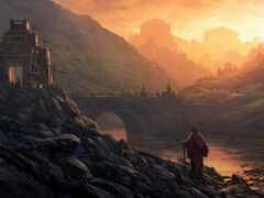kingdom, sun, rising