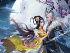 pazlyi, mythology, романтика