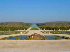 fountain, park, уругвай