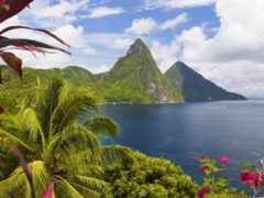 острова, карибские, карибы