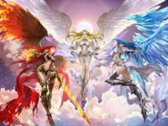 fantasy, фея, league