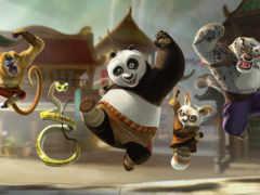 Кун фу панда