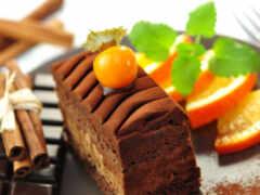 торт, супер, chocolate