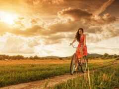 велосипед, herself, канал
