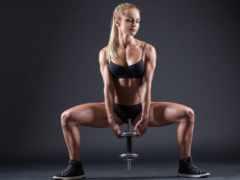 фитнес, тело, поза