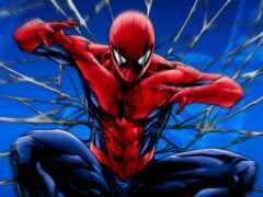 spiderman, комикс, паук