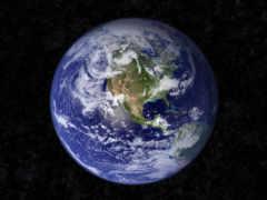планета, земля, слайд