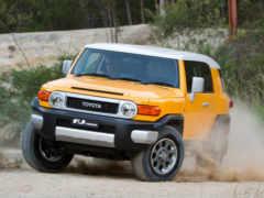 toyota, внедорожник, jeep