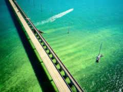 мост, seven, mile
