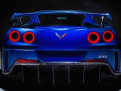 суперкар, corvette, car