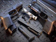 sauer, пистолет, оружие