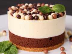 торт, мороженое, chocolate