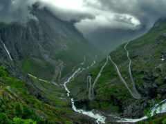 дорога, mobile, гора