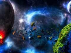 космос, life, planet
