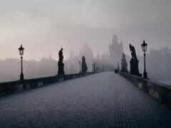блог, мост, пост