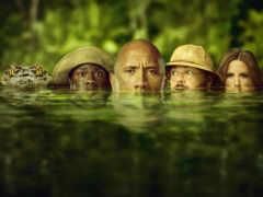 джуманджи, джунглей, колл